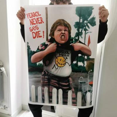 posters ferrol mola