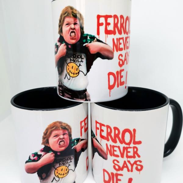 Ferrol never says die